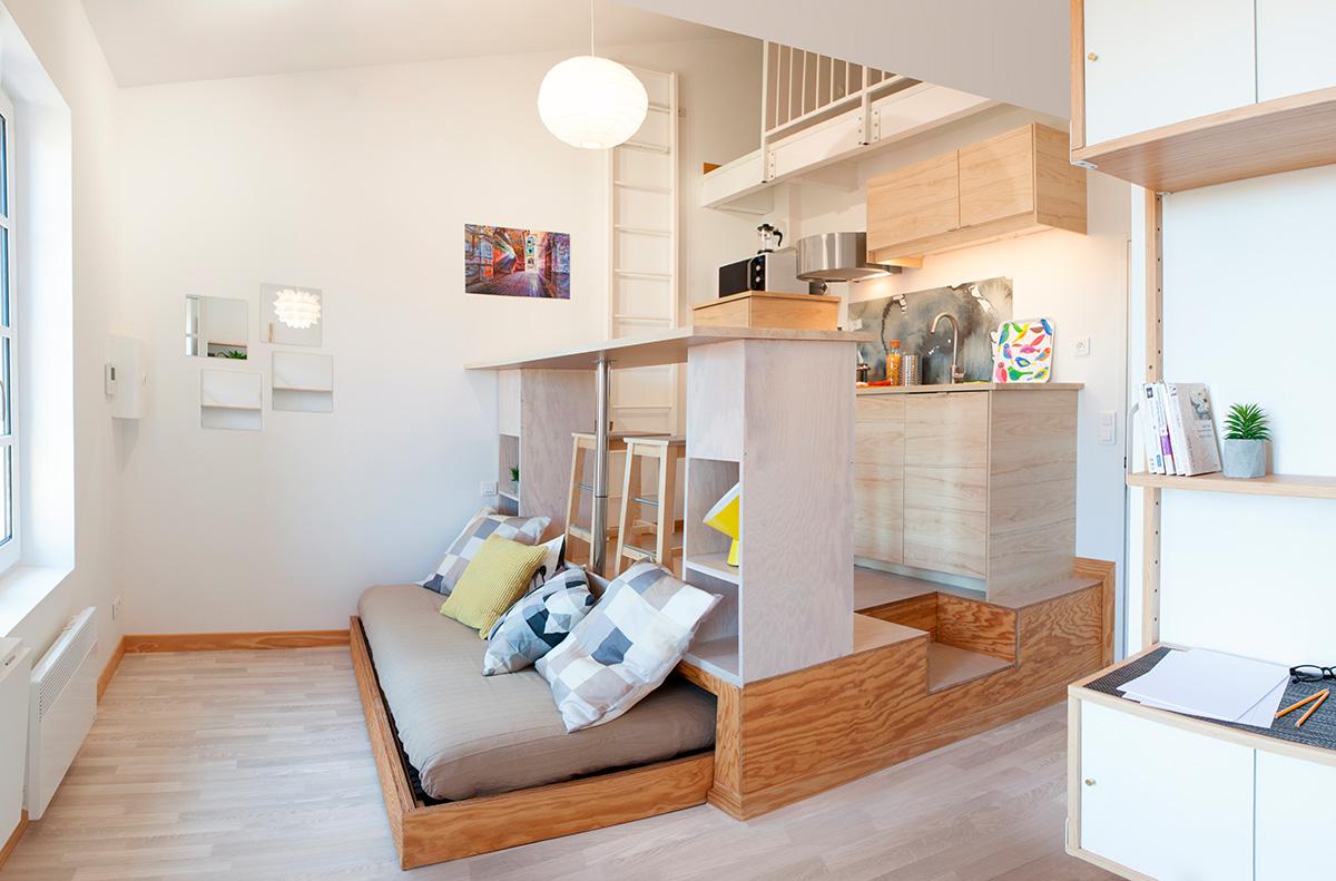 Le studio mezzanine - Occit House